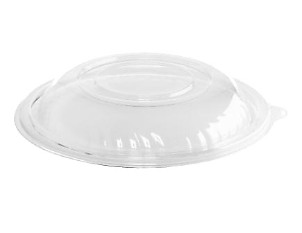 Comet Clear 320oz Plastic Pet Dome Lid APB320DM