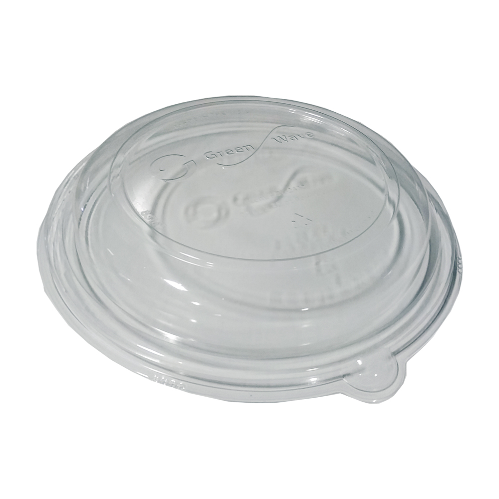 Green Wave Intl Clear 24/32oz Pet Dome Lid RDL-2432