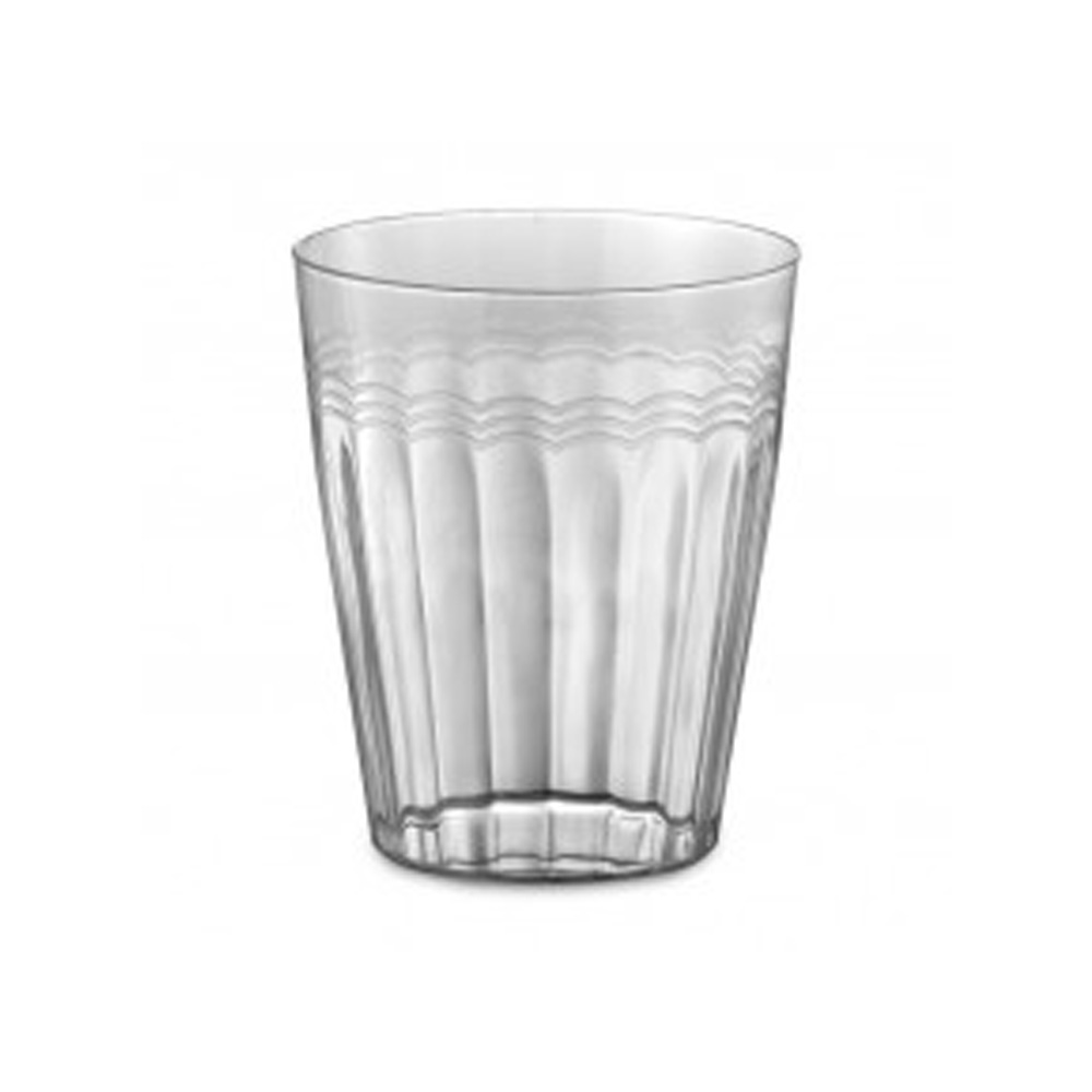 EMI Yoshi Clear 9oz Rocks Extra Heavy Weight      Tumbler EMI-RETR9