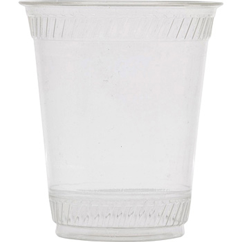 Fabrikal Clear 9oz Green Ware Old Fashioned Drink Cup GC90F/9509100