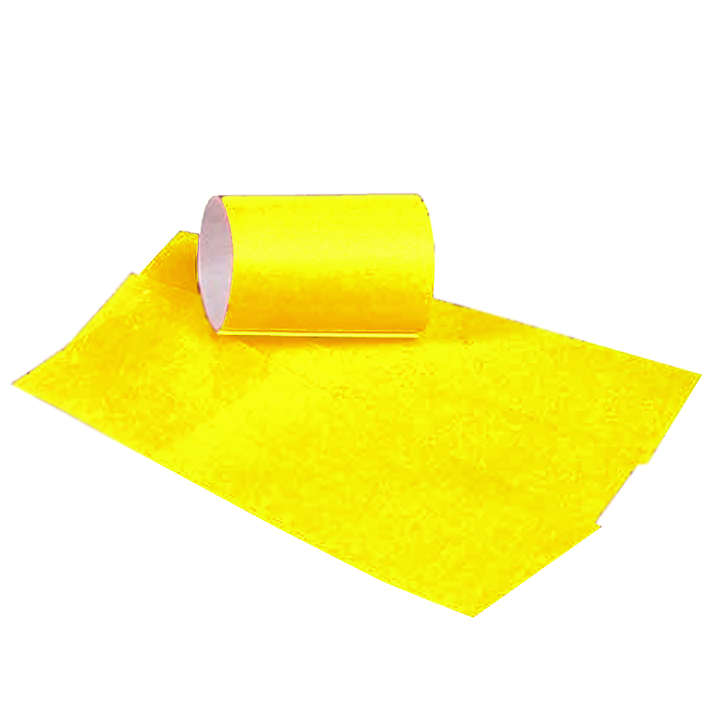 "Lapaco Paper Yellow 1.5"" Napkin Band 290328"