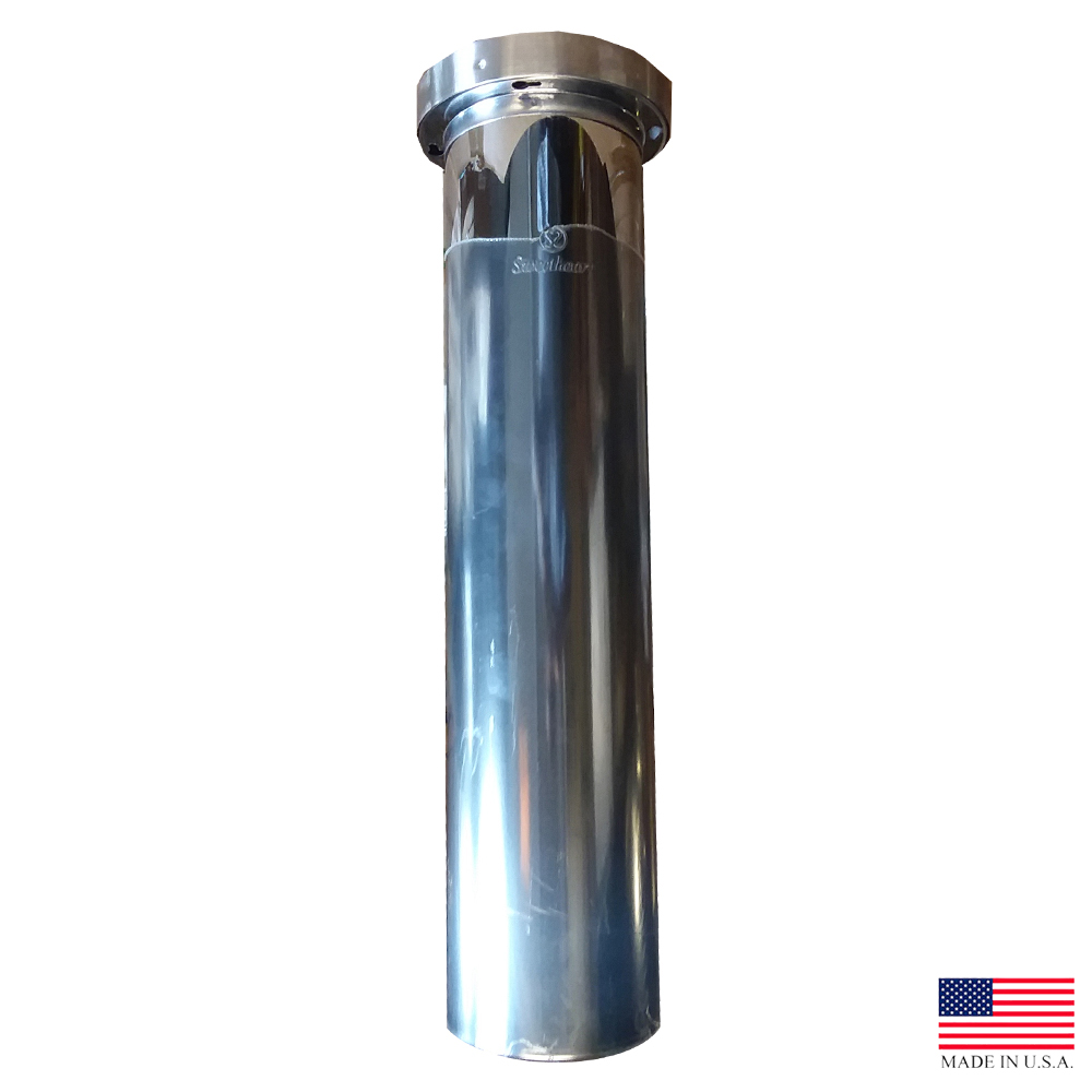 Solo Cup Co. - Stainless Steel 32 & 44 oz. Cup Dispenser ELSC-40RS