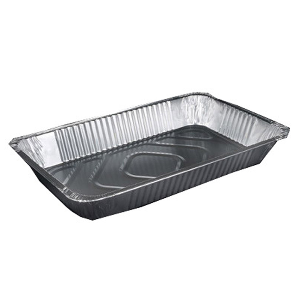 Quality Collection - Aluminum Full Size Oblong Deep Steam Table Pan B6050