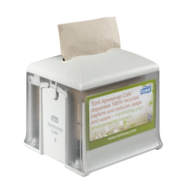 Essity Professional - Tork Granite Xpress Mini Cafe Table Top Paper Napkin Dispenser 31XRT