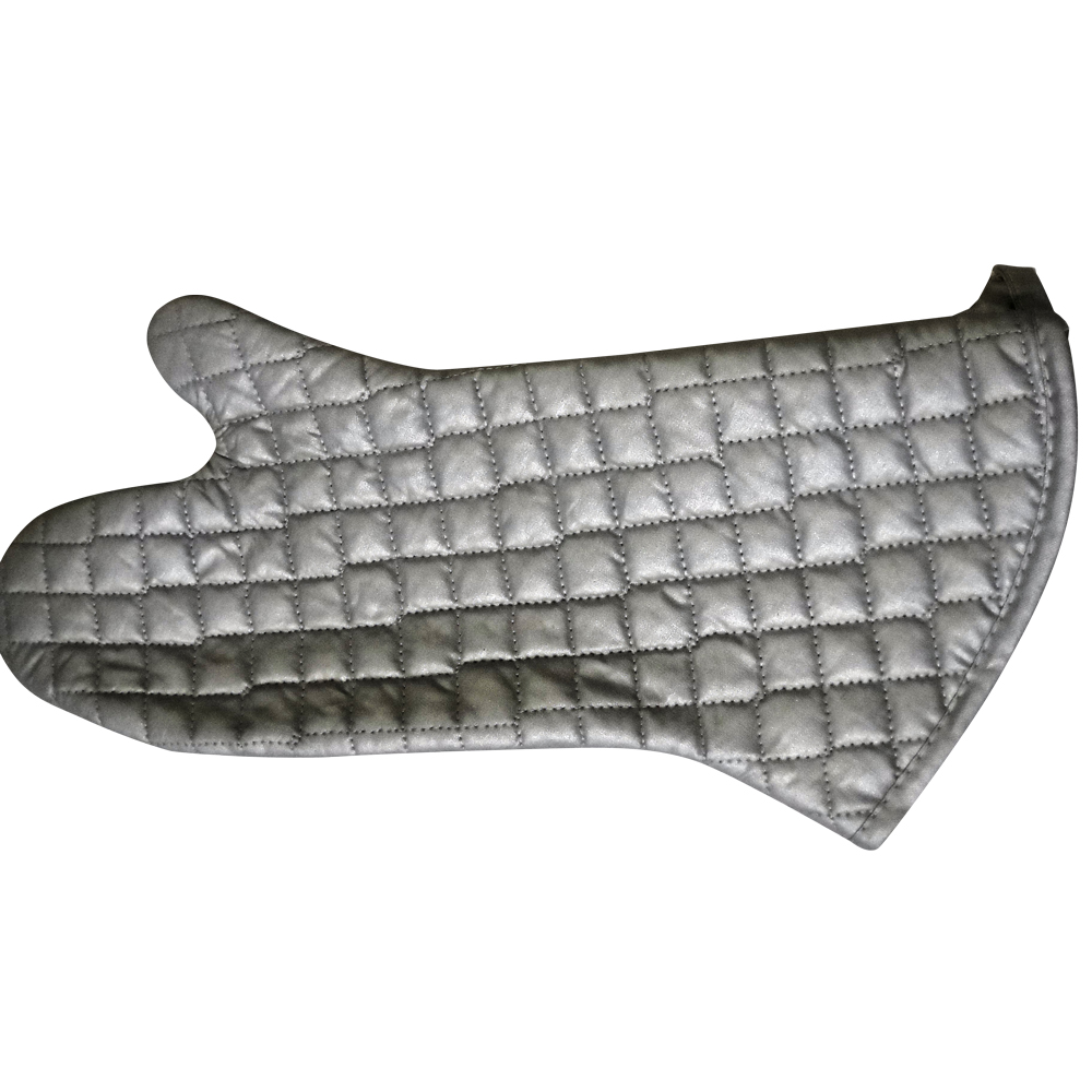 "Ball Trading Silicone 17"" Oven Mitt SOM-17M"