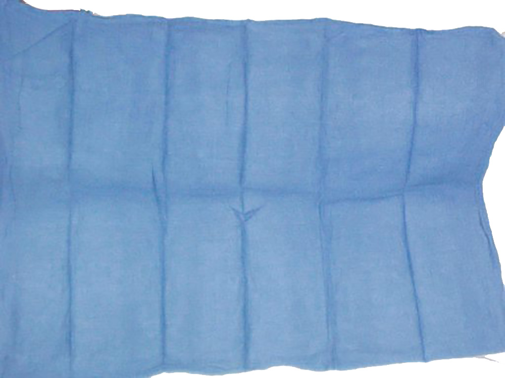 Ball Trading Blue Medical Huck Towels 805
