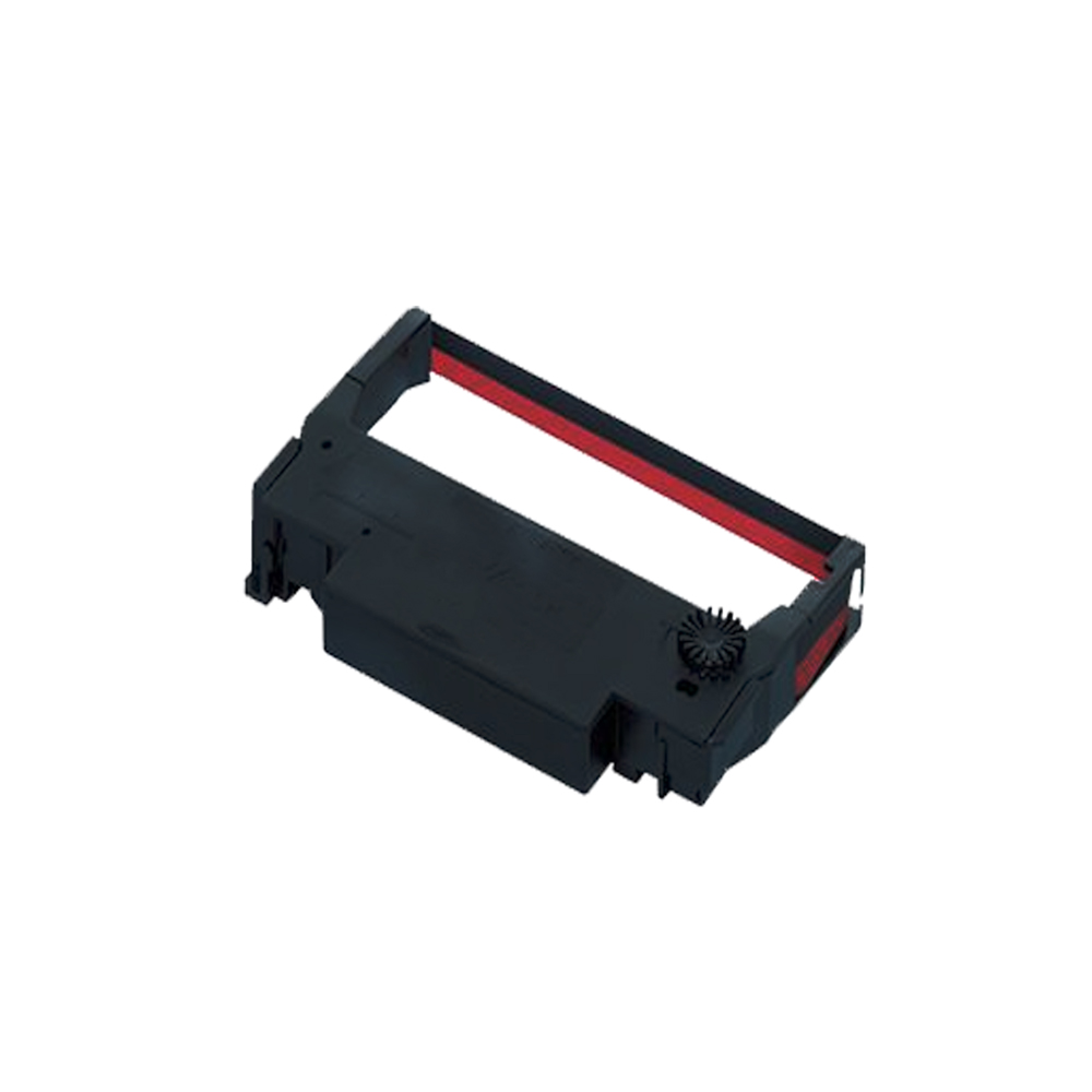 "Red/Black 1/2""x16"" Cartridge Ribbon 260514"