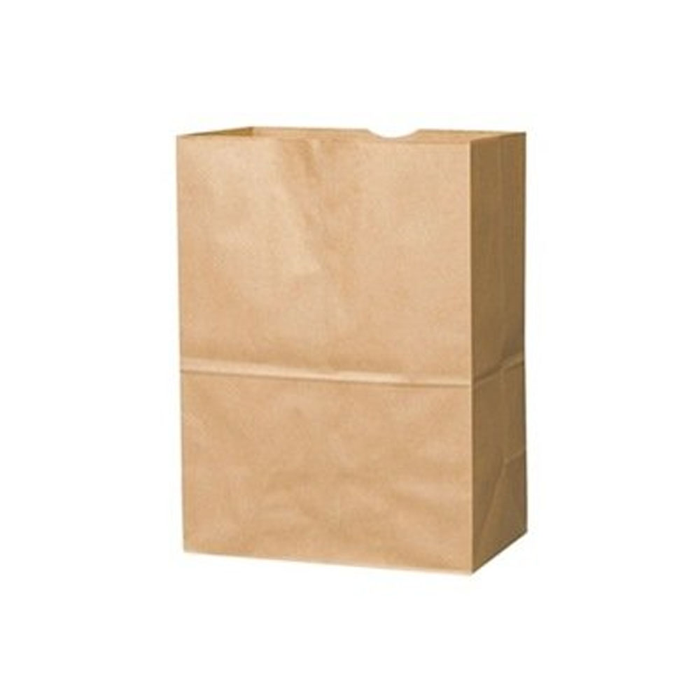 Duro Bag Kraft 1/8 Paper Grocery Bag 81187