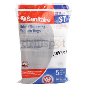 M&M Vacuum Paper Vacuum Bag For Sanitaire SC899 63213