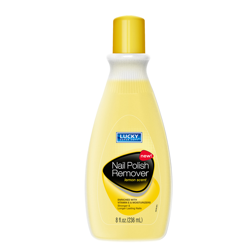 Davion 10oz Take It Off Lemon Scented Nail Polish Remover 00110