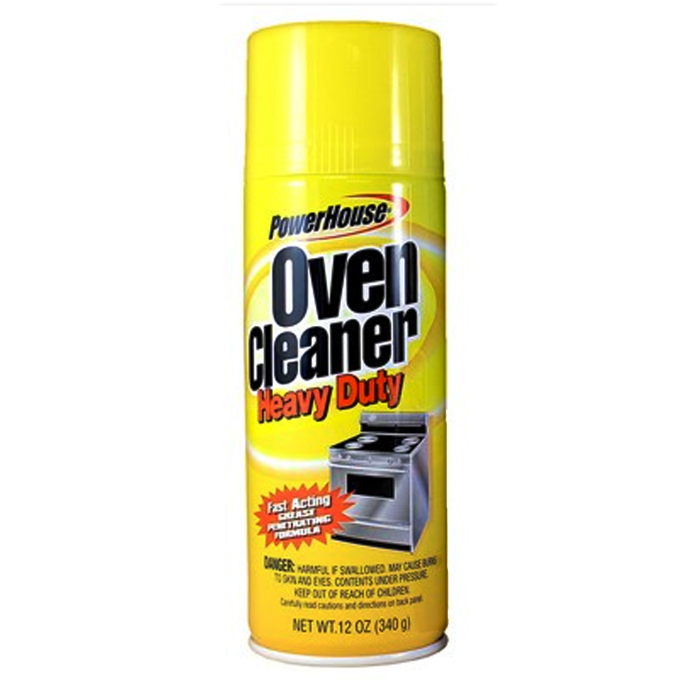 Delta Brands 12oz Power House Heavy Duty Oven Cleaner 91097-12