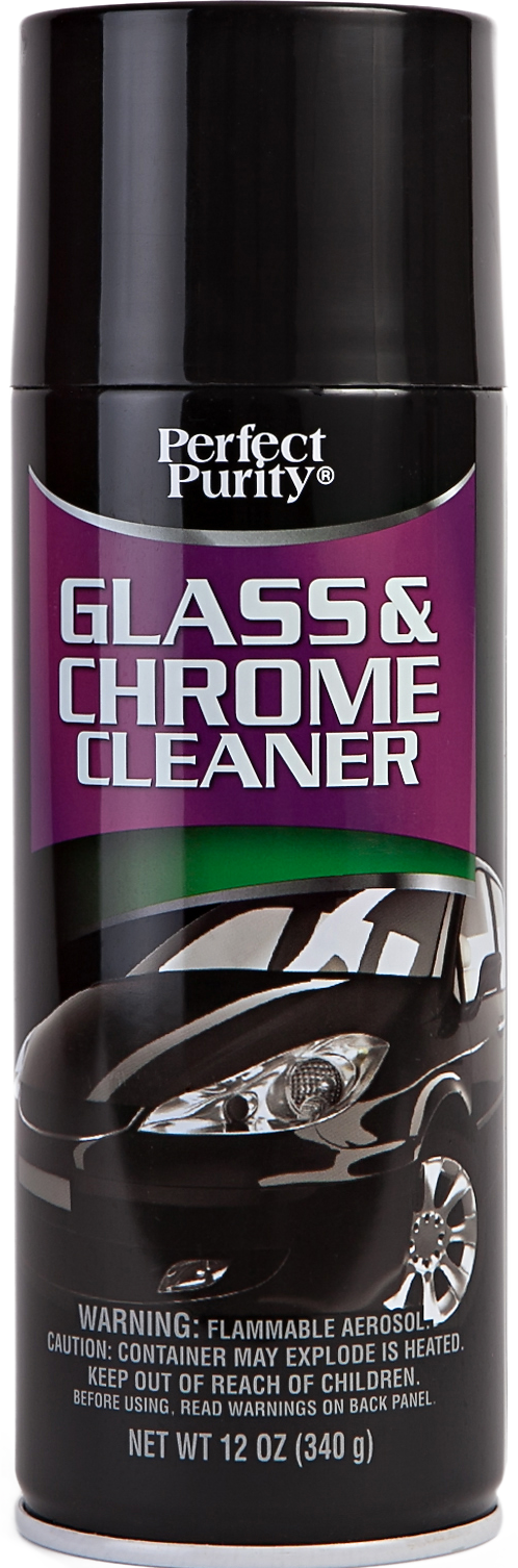 Davion 12oz Perfect Purity Glass And Chrome Cleaner Aerosol 19212