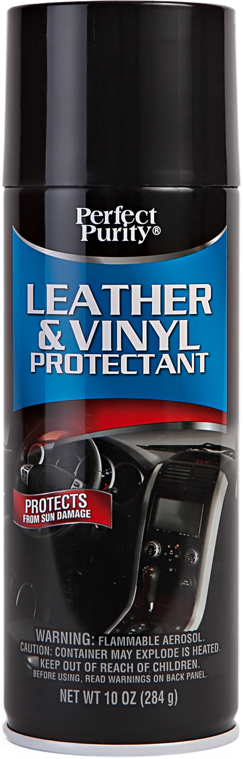 Davion 10oz Perfect Purity Leather And Vinyl Protectant Aerosol 19310