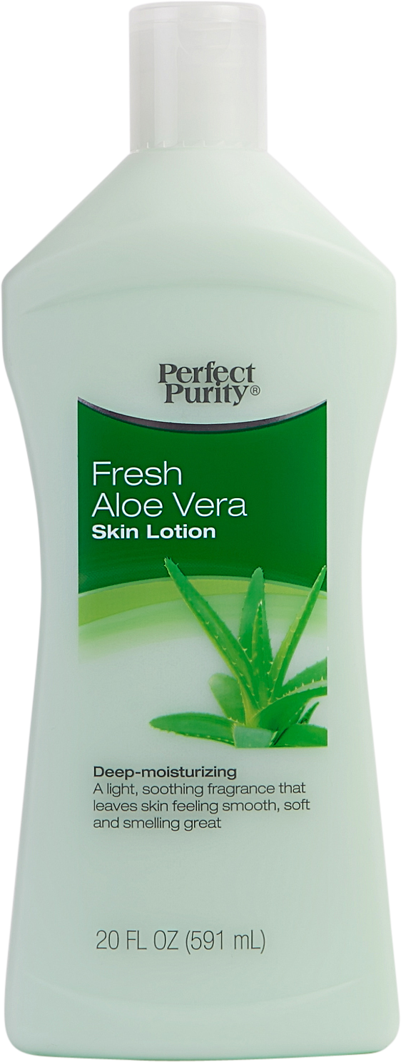 Davion Green 20oz Perfect Purity Fresh Aloe Vera Skin Lotion 70220