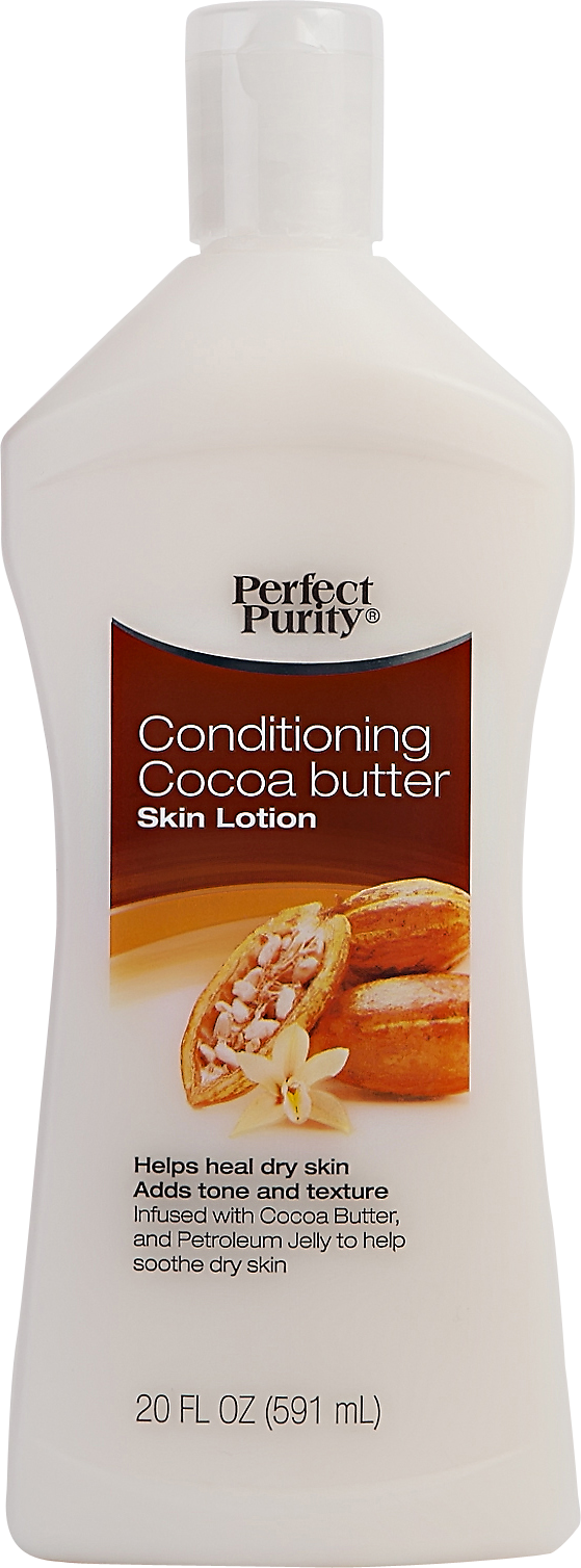 Davion 20oz Perfect Purity Cocoa Butter Skin Lotion 70120