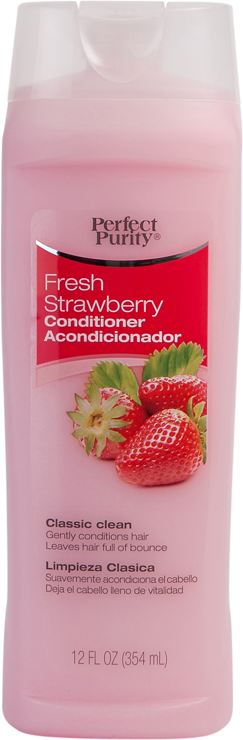 Davion Pink 12oz Perfect Purity Fresh Strawberry Conditioner 64012