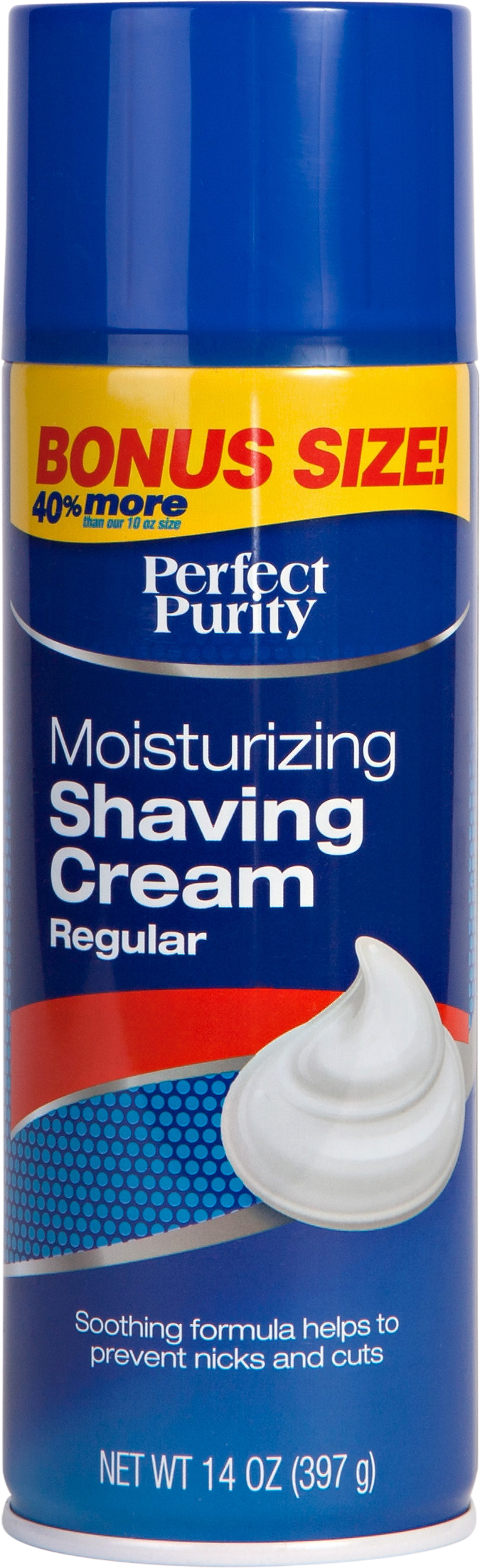 Davion 14oz Perfect Purity Moisturizing Shaving Cream 44114