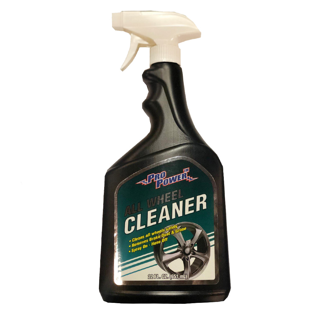 Blue Cross Labs 22 oz. Pro Power All Wheel CleanerTrigger Spray 329-2