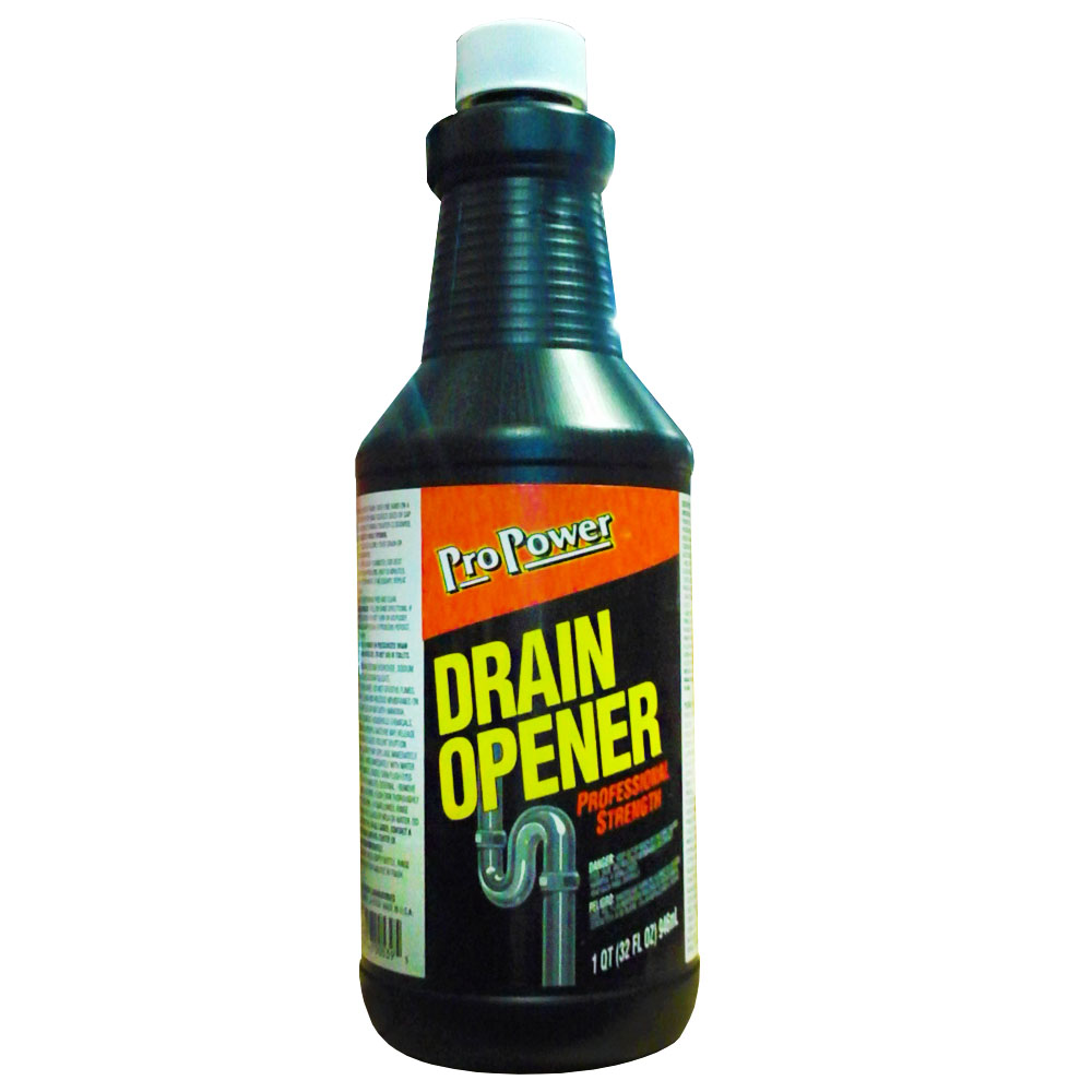 Blue Cross Labs 32oz PRO Power Drain Opener 539-5