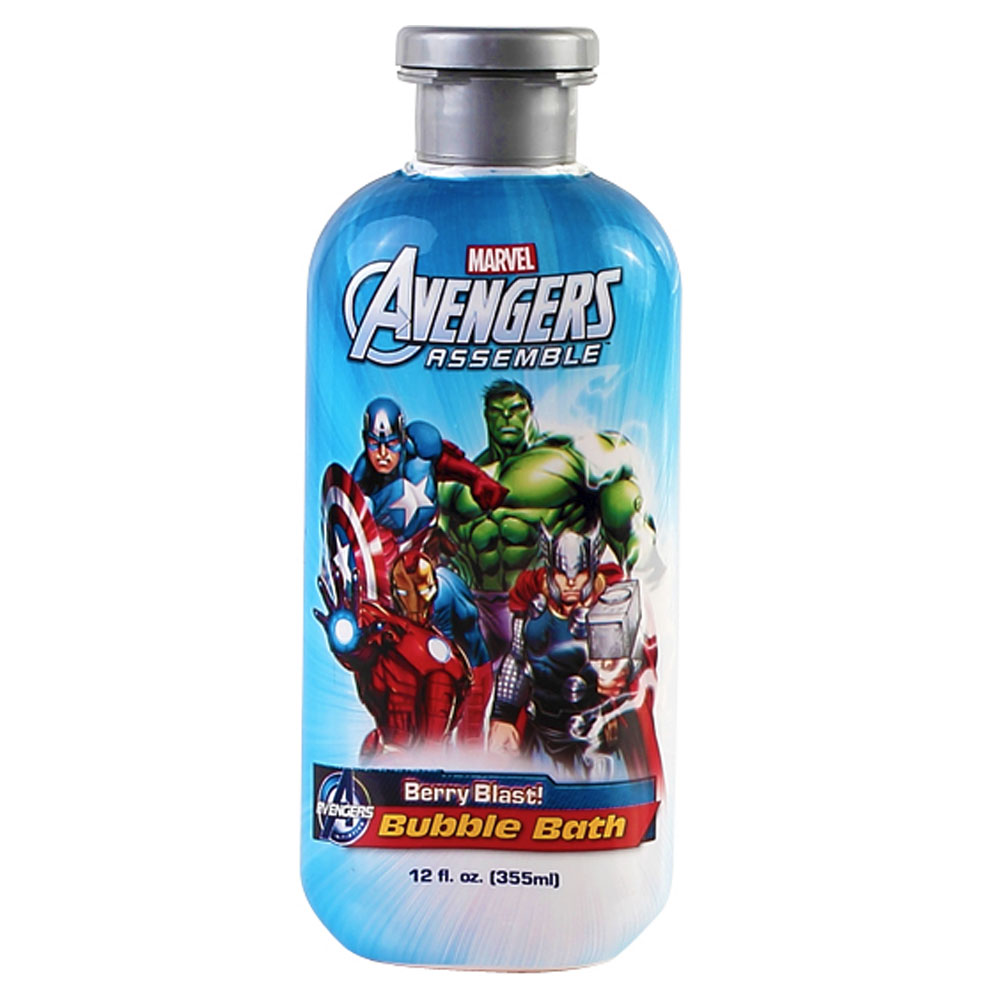 Blue Cross Labs 12oz AVENGERS Bubble Bath Berry   Blast 723-8