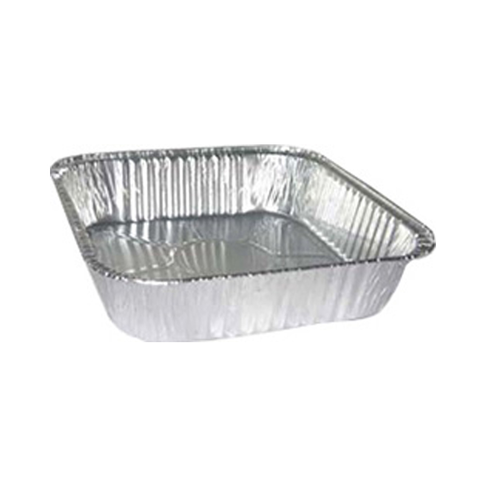 "Quality Collection - Aluminum 8"" Deep Square Pan 664"