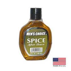 Blue Cross Labs Gold 5oz Men's Choice Spice After Shave 248-6