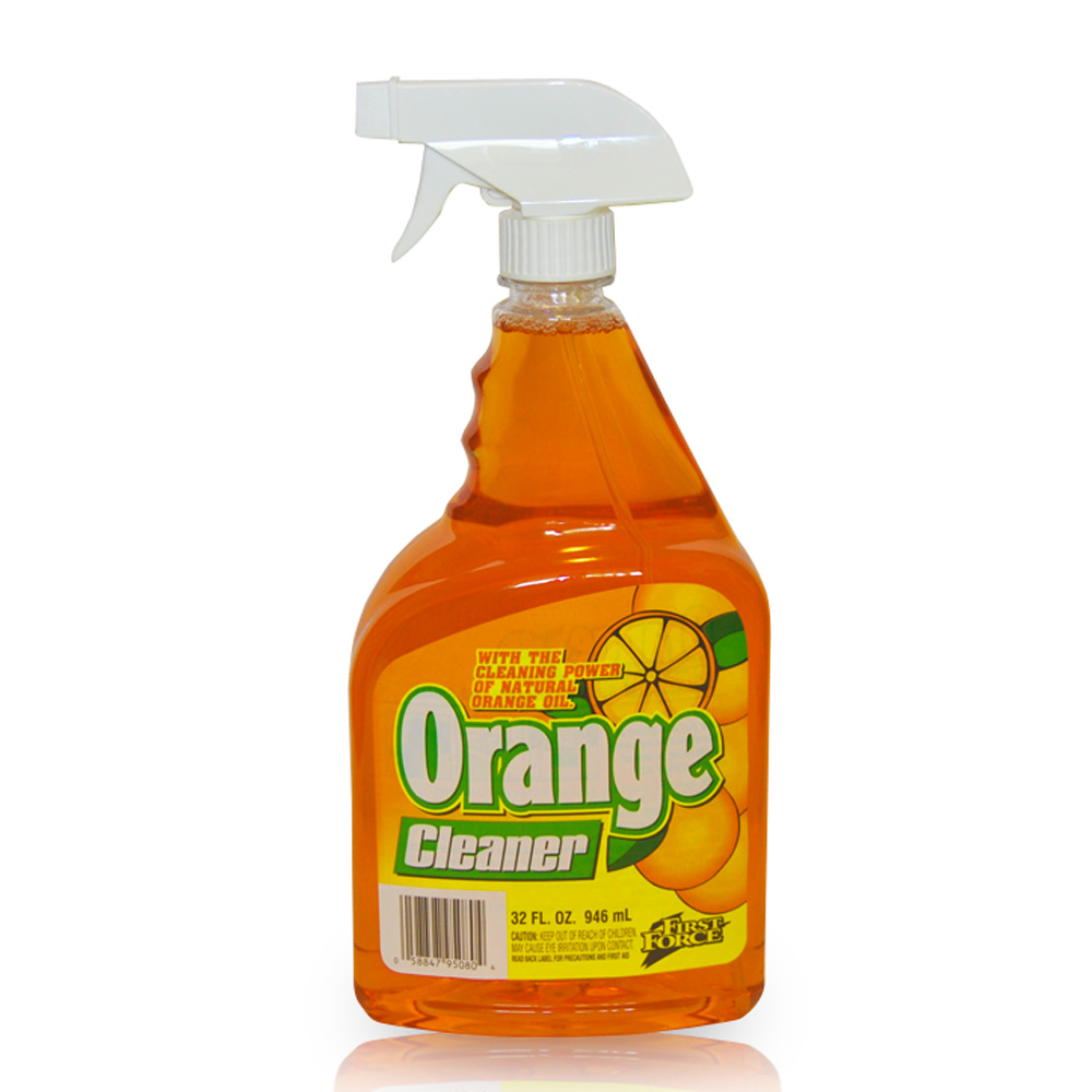 Basic Packaging Industries - First Force 32 oz. Orange All Purpose Cleaner Trigger Spray 95080-