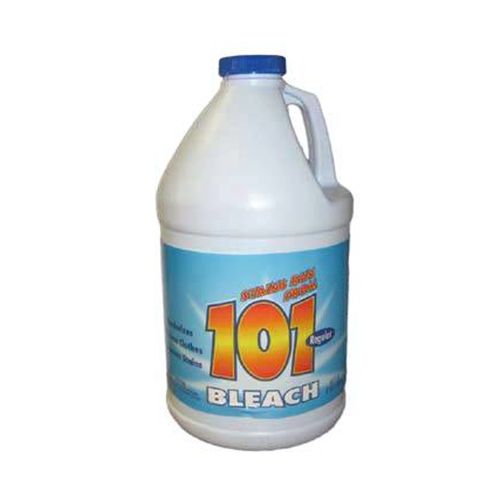 James Austin Co. - 101 64 oz. Regular Liquid Bleach 03056