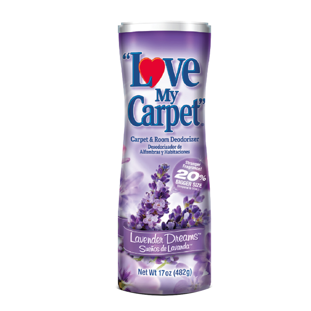 Laguna Salada 14oz Love My Carpet Lavender Scent 65607053