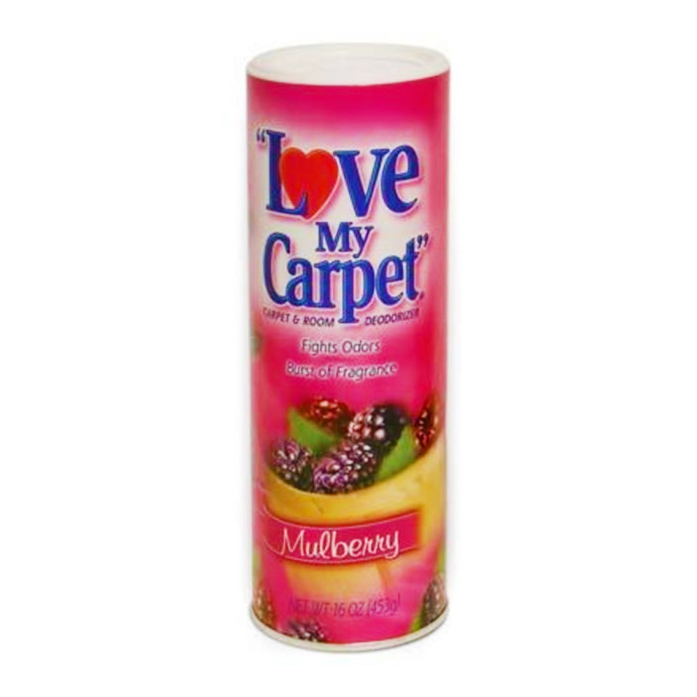 Laguna Salada 14oz Love my Carpet Mulberry Scent 65607046