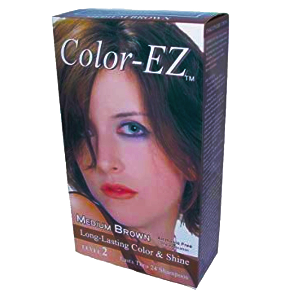Blue Cross Labs Color EZ Women's Medium Brown Long Lasting Color & Shine 271-4
