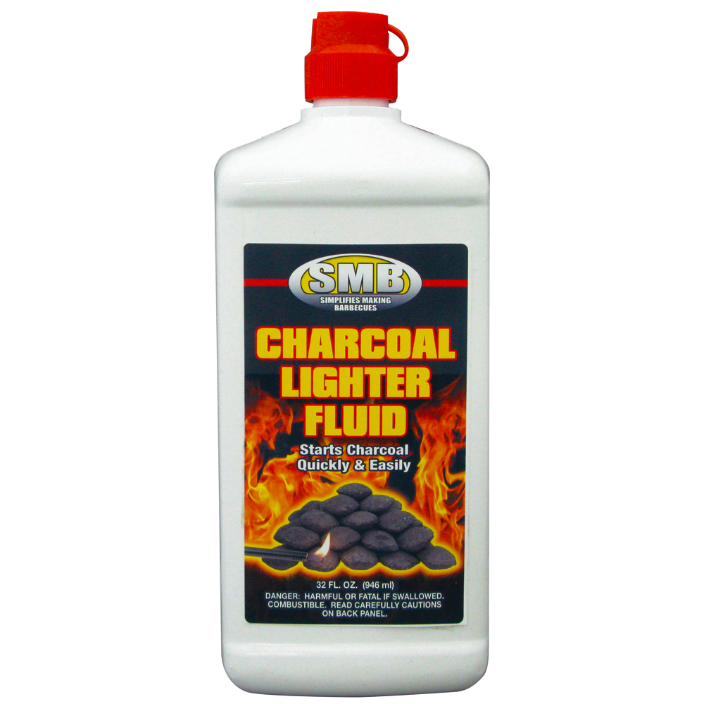 SMB Intl 32oz Charocoal Lighter Fluid 24032