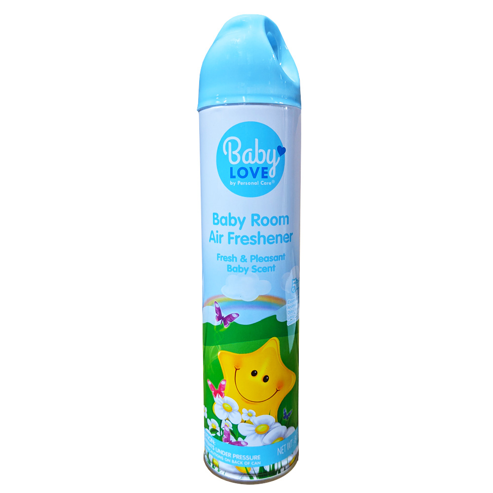 Delta Brands 10oz My Fair Baby Blue Scent Air Freshener 5091-12