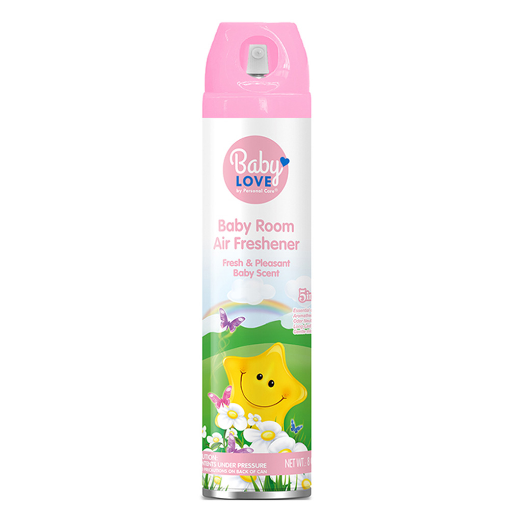 Delta Brands 10oz My Fair Baby Pink Scent Air Freshener 5093-12