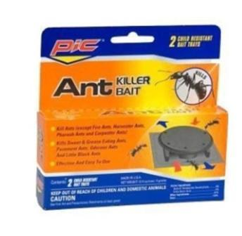 Pic Corp 2 Pack Ant Killing Bait System AT-2
