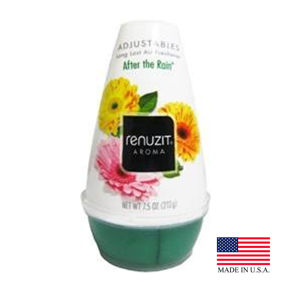 The Dial Corp. - Renuzit 7 oz. Aroma After The Rain Scent Air Freshener 03663