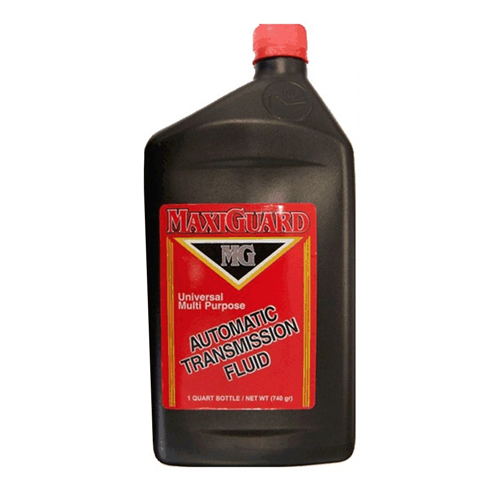 Mg Lube & Oil Llc 1qt Maxi Guard Automatic Transmission Fluid ATF