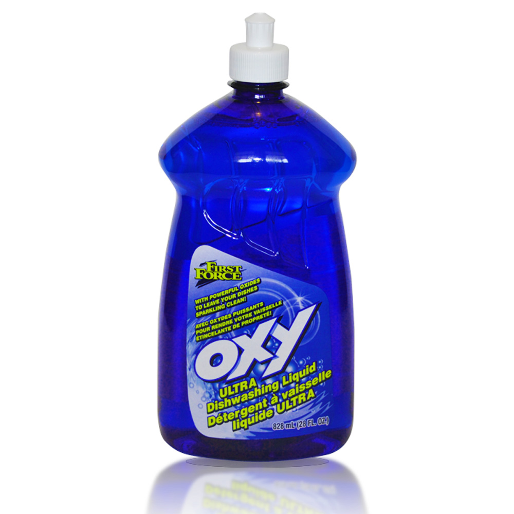 Basic Packaging 28oz First Force Ultra Oxy Dish Detergent 82806-6