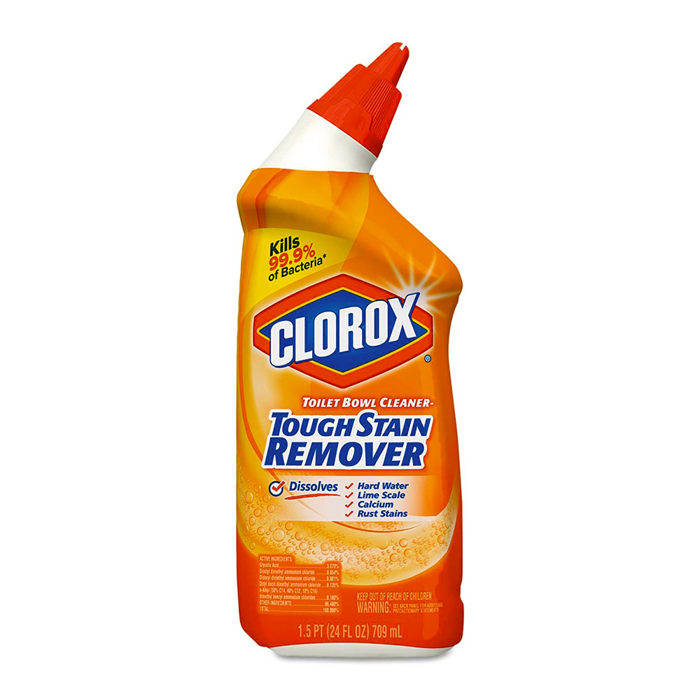 The Clorox Sales Company 24oz Toilet Bowl Tough Stain Remover 00275