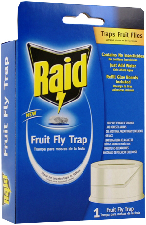 Pic Corp Raid Fruit Fly Trap FFT-RAID