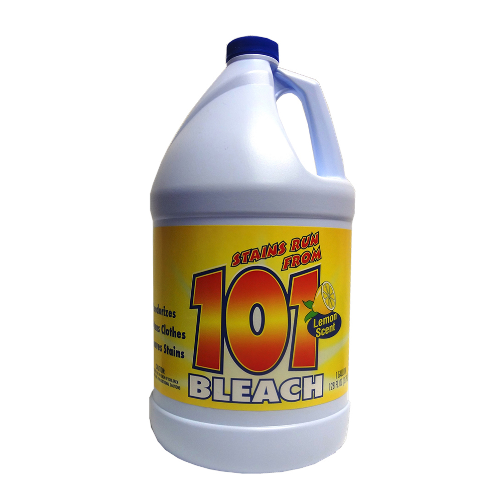 James Austin Co. - 101 1 Gallon Liquid Bleach     Lemon Scent 04424