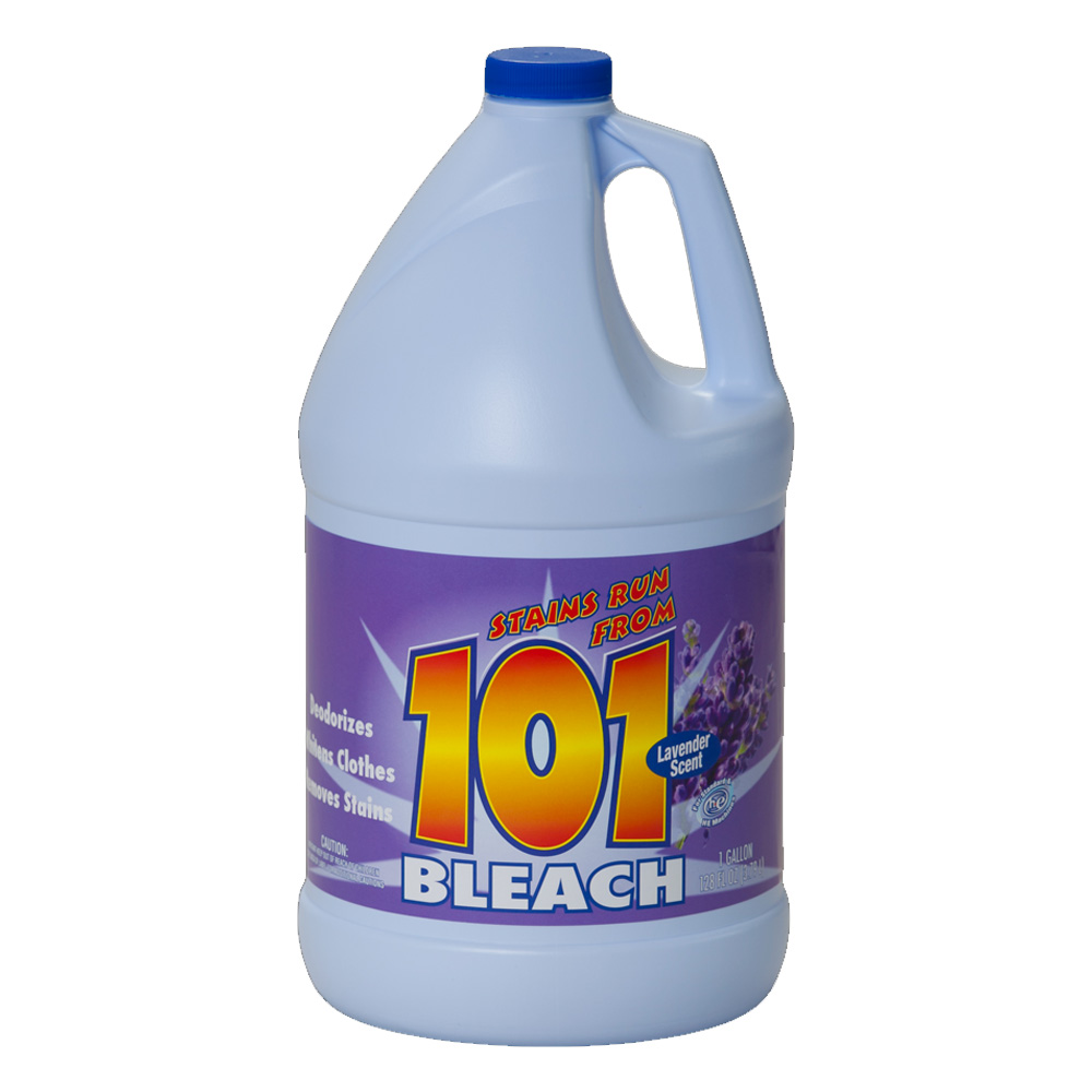 James Austin Co. - 101 1 Gallon Liquid Bleach     Lavender Scent 04425/03695
