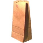 Duro Bag Mfg. - Kraft 20 lb. Paper Beaver Paper Bag 71021