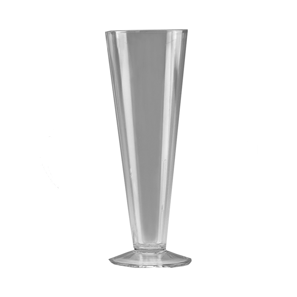 Novelty Crystal Corp. - Clear 14 oz. Plastic Beer Glass 330