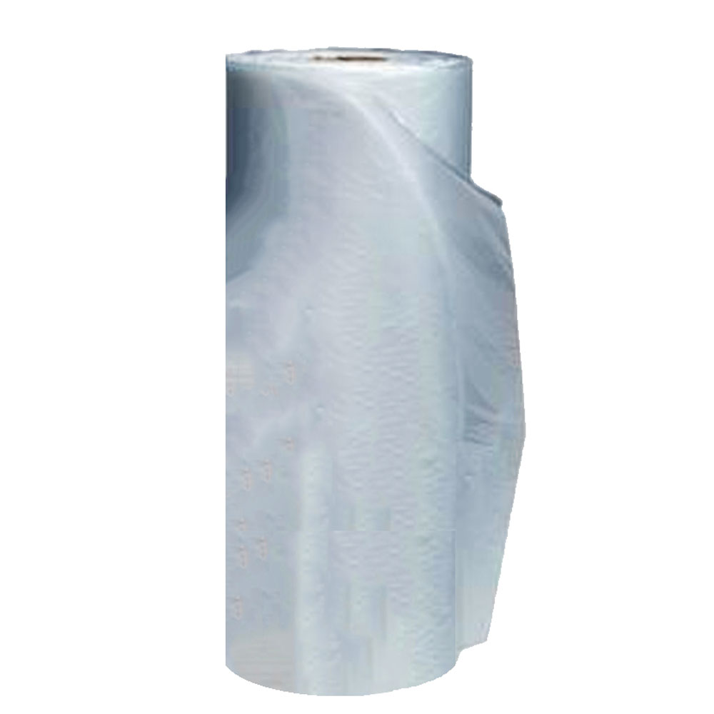 "Elkay Plastics Co. - Clear 11"" Plastic Utility Bag On A Roll E1119HID"