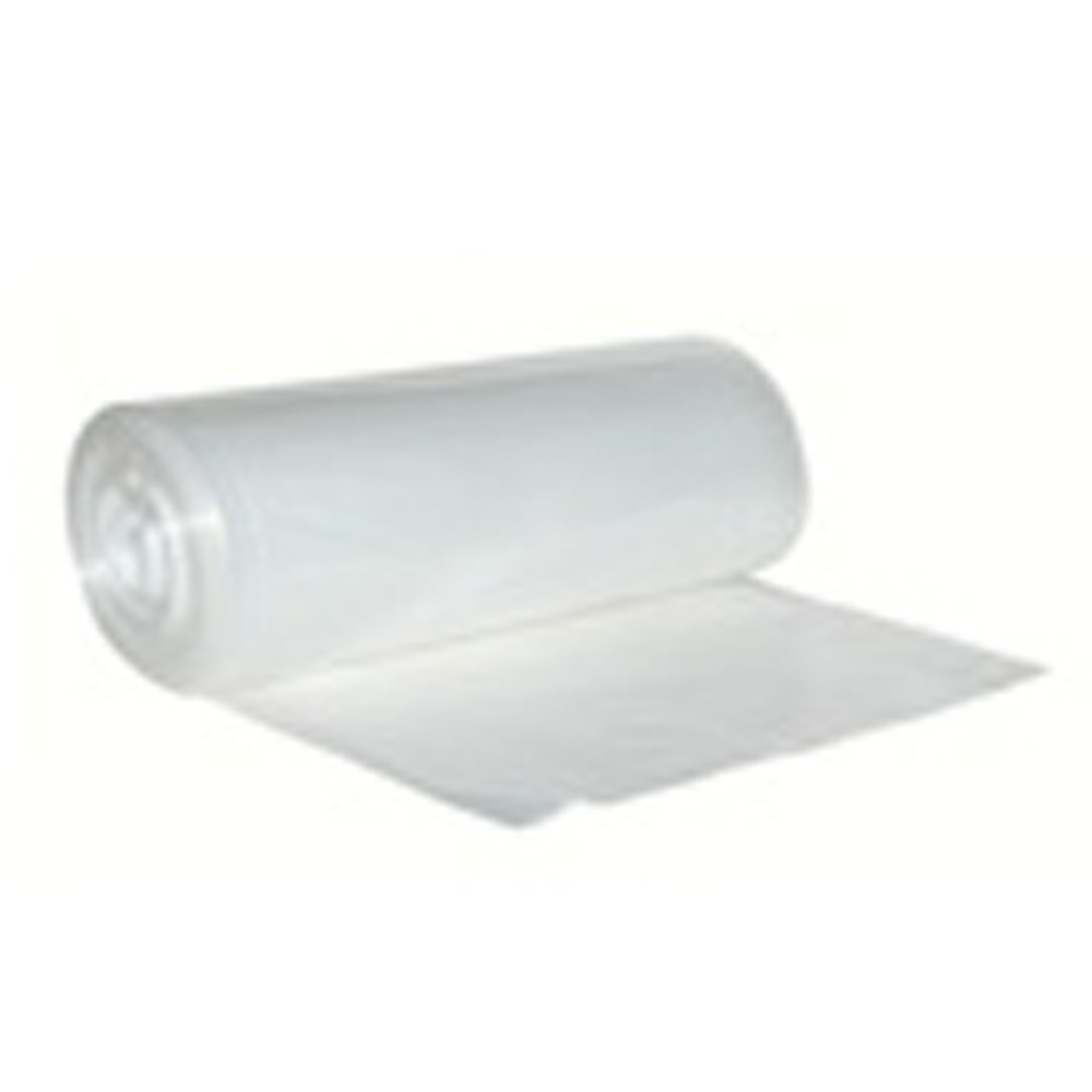 "Berry Plastics Clear 56 Gallon 43""x47"" 2 Mil ClearLiner LBR4347X5C"