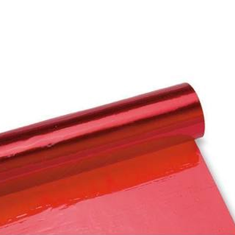 "Amerifilm Red 40"" Cellophane Roll 40X100R"