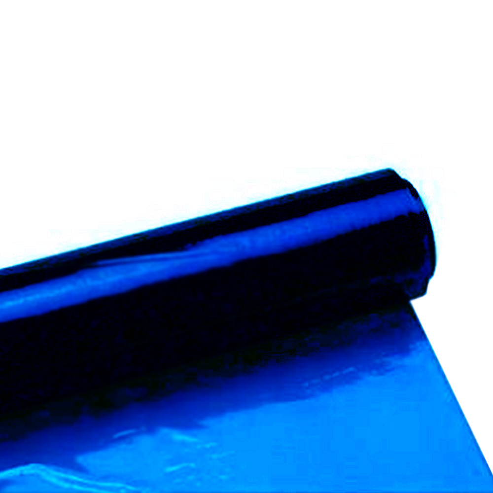 "Amerifilm Blue 40"" Cellophane Roll 40X100B"
