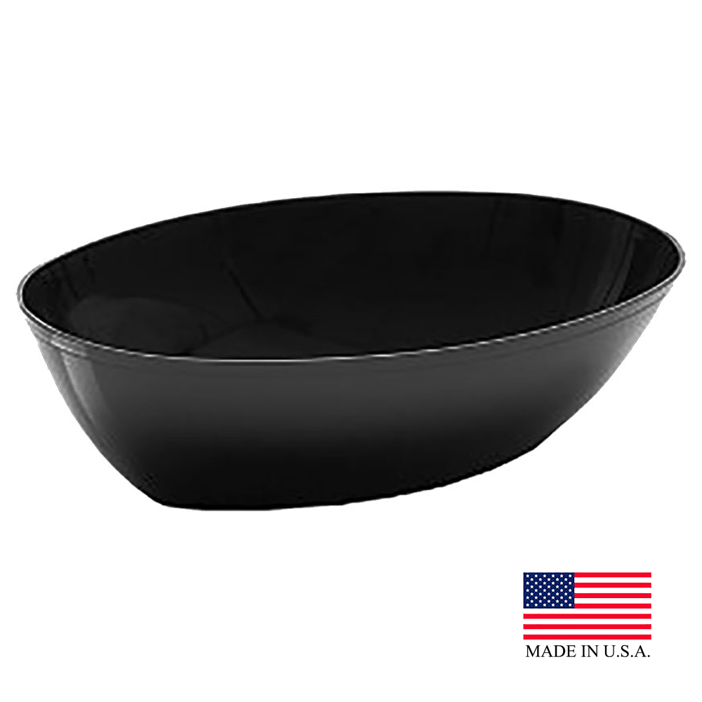 Douglas Stephen Black 2qt Luau Bowl 100RB