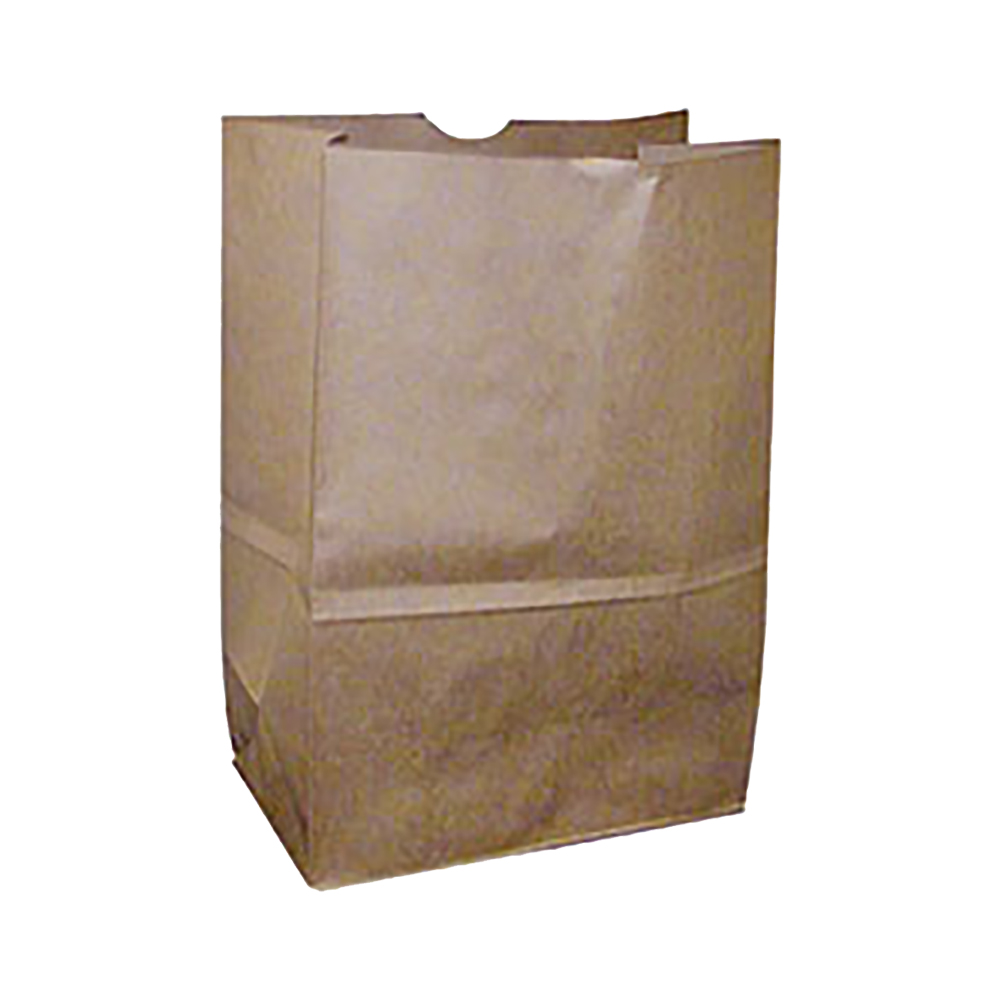 Duro Bag Kraft 6lb Heavy Duty Husky Recycled PaperBag 29806